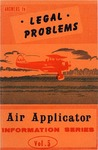 Answers to Legal Problems by Air Applicator Institute