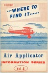 Directory - Where to Find It by Air Applicator Institute