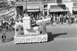 1965 Homecoming Parade by Unknown
