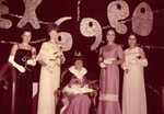 1969 Homecoming Royalty by Kearney State College
