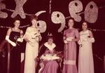 1969 Homecoming Royalty