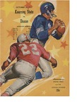 1962 Homecoming Football Game Program