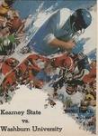 1969 Homecoming Football Game Program