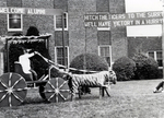 1960 Homecoming Lawn Decorations