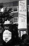 1965 Homecoming Lawn Decorations