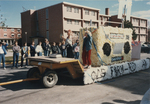 1985 Homecoming Parade Float by Kearney State College