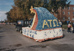 Alpha Tau Omega Float - 1985 Homecoming by Kearney State College
