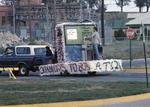 1981 Alpha Tau Omega Homecoming Parade Float