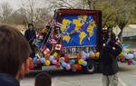 2006 Homecoming Parade Float by University of Nebraska at Kearney