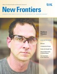 New Frontiers 2011-2012 by University of Nebraska at Kearney Office of Graduate Studies and Research