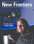 New Frontiers 2015-2016 by University of Nebraska at Kearney Office of Graduate Studies and Research