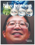 New Frontiers 2016-2017 by University of Nebraska at Kearney Office of Graduate Studies and Research
