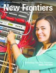 New Frontiers 2017-2018 by University of Nebraska at Kearney Office of Graduate Studies and Research