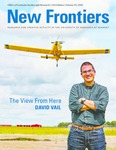 New Frontiers 2018-2019 by University of Nebraska at Kearney Office of Graduate Studies and Research