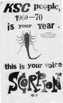 Scorpion IX by The Scorpion Staff